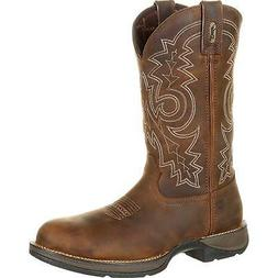 Rebel by Durango Steel Toe Waterproof Western Work Boot