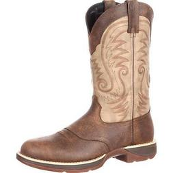 Rebel By Durango Western Saddle Boot