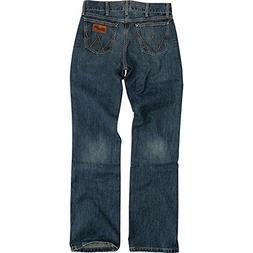 Wrangler Men's Retro Relaxed Fit Boot Cut Jean, Rocky Top,