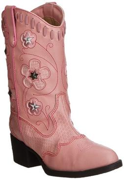 Roper Kids Western Lighted Boots