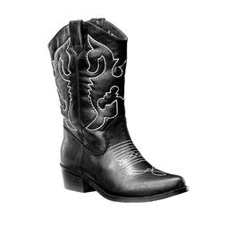 SheSole Women's Winter Western Cowgirl Cowboy Boots size 39