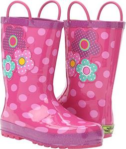 Toddler Girl's Western Chief 'Flower Cutie' Rain Boot, Size