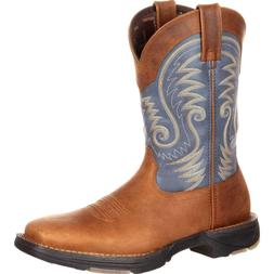 "DURANGO ULTRALITE 11"" WESTERN MEN'S BOOTS DDB0108 * ALL SIZE"