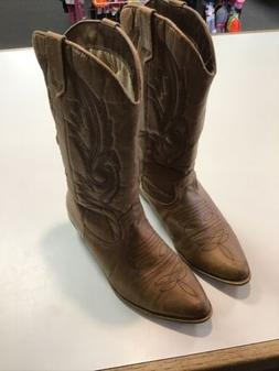 "Women's Coconuts ""Gaucho"" Western Boots Size 7.5 M"
