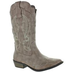 Coconuts by Matisse Womens Cimmaron Cowboy, Western Boots 8.