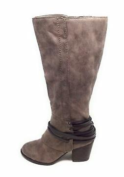 Fergalicious Womens LEXIS-WC Knee High Western Riding Boots
