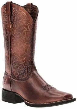 Ariat Womens Round up Remuda Western Cowboy Boot- Select SZ/
