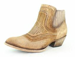 Corral Boots Womens Sand Cowboy, Western Boots Size 10