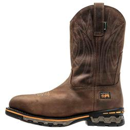 Timberland PRO Work Boots AG Boss Alloy Toe Pull On Waterpro